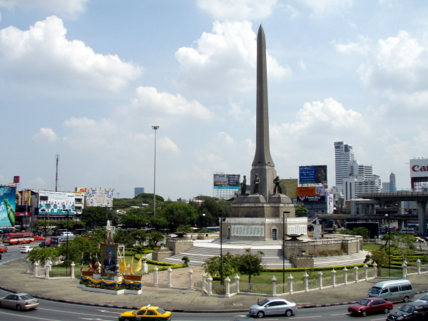 The Victory Monument - Bangkok For Visitors