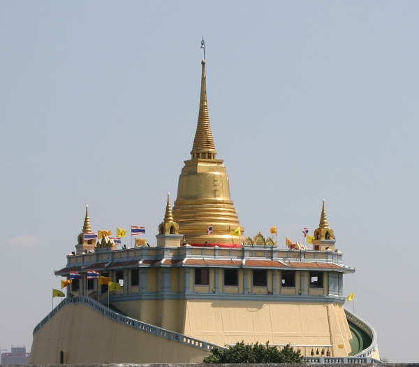 The Golden Mount - Bangkok For Visitors