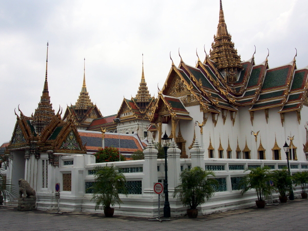 Dusit Maha Prasat - Bangkok For Visitors