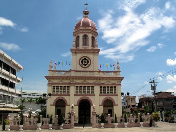 Church of Santa Cruz - Bangkok For Visitors